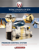 New Premium Control System from Wisconsin Oven is Ideal for Aerospace Industry