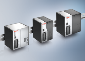 New CU81xx UPS Designed for Rear Panel and DIN Rail Mounting