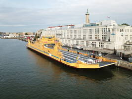 Volvo Penta Gensets Power Sweden's Largest Electric-Hybrid Ferry
