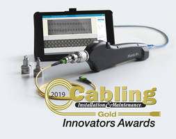 MultiFiber Inspection Microscope from Sumix Receives Gold in 2019 Cabling Installation & Maintenance Innovators Awards
