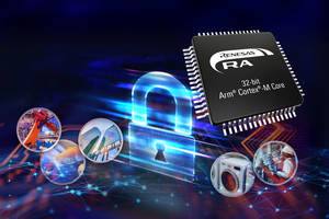 New 32-Bit Arm Cortex-M Microcontrollers are PSA Certified Level 1