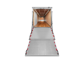 New Door/Ramp from Morgan Comes with Long and Wide Walkramp