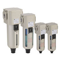 New Pneumatic Coalescing Air Filters Available in Port Sizes from 1/8 to 1/2 inch FNPT