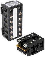 New High Density Terminal Blocks from c3controls are Shock and Vibration Resistant