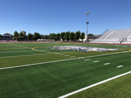 New Shaw Sports Turf Field Brings Back Team Spirit To Merrill F. West High School