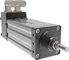 New GTX Series Actuators from Curtiss-Wright are Ideal Replacement for Hydraulic Cylinders