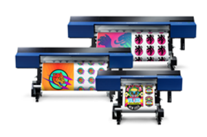 New SG2 Series Printer/Cutters Available in 64-inch, 54-inch and 30-inch Models