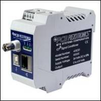 New DIN Rail Mount Signal Conditioner Comes with Digital USB and Ethernet Connectivity