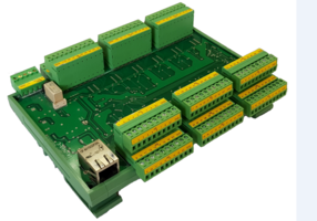 New IA-2886-E Features 48 Solid-state Relays