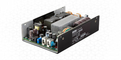 New PQU650 Series Power Supplies from Murata Come with Safety Certification