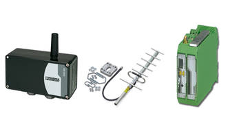New Wireless Communication Products Provide Encrypted Data Transfer for Distances up to 32 km Line of Sight