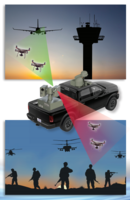 New Laser Weapon System Provides Layered Detection and Identification Capability