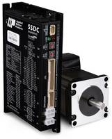 New SSDC Series StepSERVO Drives Feature Dual-Port Communications
