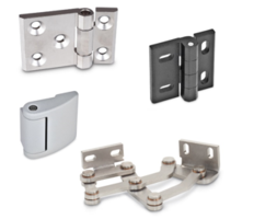 Opening and Closing with Specialty Hinges from Winco
