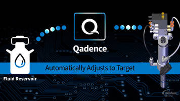 New Qadence Closed-Loop Flow Control Comes with EasyCoat 6 Software