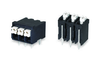 New Screwless Terminal Blocks Connectors are UL 1059 Certified and IEC 60947-7-4 Compliant