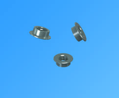 New Ultra-low Profile, Surface Mountable Threaded Inserts Made From Steel with a Tin Plate