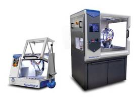 New AbrasiMet XL Pro abrasive cutter Provides Accuracy of Alignment through Laser and Joystick Control of XYZ Axis
