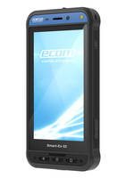 New Smart-Ex 02 Smartphone from ecom is Explosion-Proof for Zone 1/21 and Div. 1