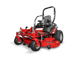 New ISX 2200 and ISX 3300 Zero-Turn Mower Comes with Angled Rear Bumper