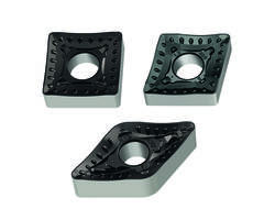 New HU5 Inserts from Walter Comes with Protective Negative Chamfer