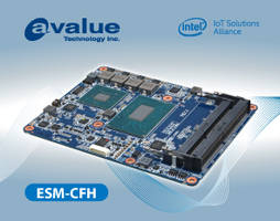 New ESM-CFH Modules Adopting Intel 9th/ 8th Generation Xeon &Core I7 / I5 / I3 Processors
