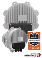 New Generation 3 EC Fan Motors from Rosenberg are CE, UL-R, and RoHS Approved