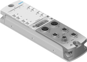 New CPX-AP-I Remote I/O System with Capacity up to 80 I/O modules