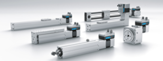 New Electric Drives Equipped with Digital I/O and IO-Link