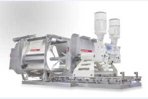 New Multiflux GMS Mixers for Mixing Delicate and High-value Ingredients