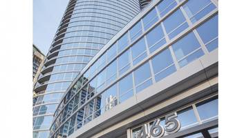 Contemporary, Curvy Curtainwall Creates Chicago's Comfortable, Sustainable, Luxury Residences Using Technoform's Thermal Barrier Strip and Warm Edge Spacer