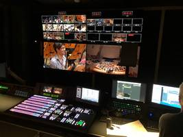 Set on a Single-Link 12G Infrastructure, New World Symphony Installs FOR-A 4K/UHD Production Switcher plus Wide Range of Gear