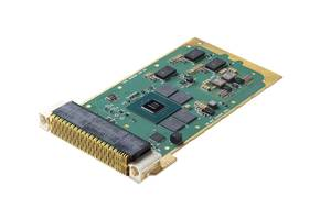 New 3U VPX Graphics/Video/GPGPU Board Available in Air and Conduction Cooled Formats