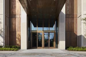 Tennessee State Museum Equipped with 40 Ellison Custom Balanced Doors