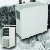 New EnviroArmour Enclosures Available with Internal or External Heaters