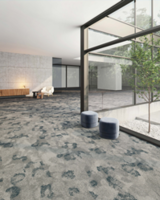 New Carpet Tile Collection Offers Vibrant Texture and Color