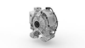 New Torque-Vectoring Dual-Clutch System Improves Electric Vehicle Handling