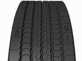 New PQ Winter Trailer Super Single Tread Comprised of Six Linear Ribs