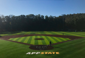 Appalachian State Baseball Moves Forward with AstroTurf