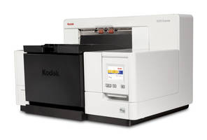 eBizDocs Fulfills Major Government Digitization Projects with Kodak Alaris Scanning Solutions