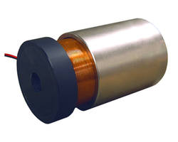 New LVCM-019-022-02 Linear Voice Coil Motor Comes in 0.750 in. x 0.875 in. Housing
