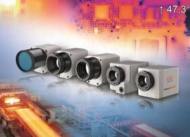 New thermoIMAGER TIM Infrared Cameras Can Detect Temperature Profiles
