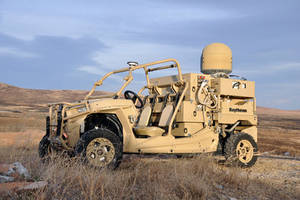 Spear Provides Battery to Raytheon for Innovative Counter-UAS Laser System