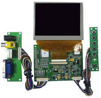 New Backpack Boards Allow Users to Communicate to TFT/IPS LCDs by Means of HDMI/VGA