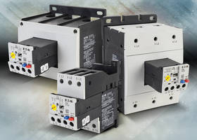 New Overload Relays Available at up to 175A