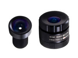 New 5500 Series 5MP Miniature Lenses Offer Visible IR Corrected Performance