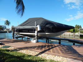 Sunstream SwiftShield Automatic Boat Covers Now Compatible with Most Boat Lift Categories