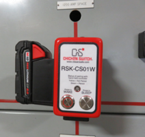 New RSK-CS01W Wireless Controllers Connects Wirelessly to Actuator