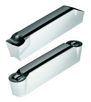 New PCD Grooving Inserts from Walter Offers Parting and Recessing Operations