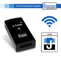 New J-Link WiFi Available with Built-in Web Server